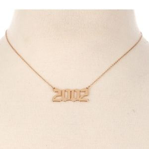 2002 Necklace